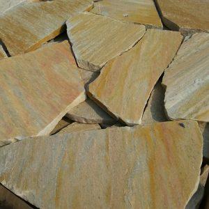 Arredo giardini piastrelle in pietra indiana ciottoli for Arredo giardino in pietra