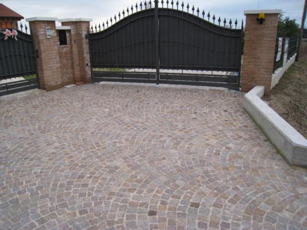 Pavimenti per esterno pavimenti per esterni - Pavimento da esterno carrabile ...