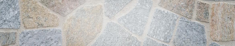 Pavimentazione per esterni pietra di luserna opera - Pavimento in ciottoli esterno ...