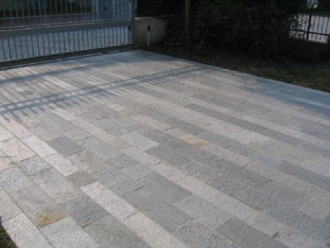 Pavimento Esterno Pietra : Pavimentazione per esterni pietra di luserna opera incerta o