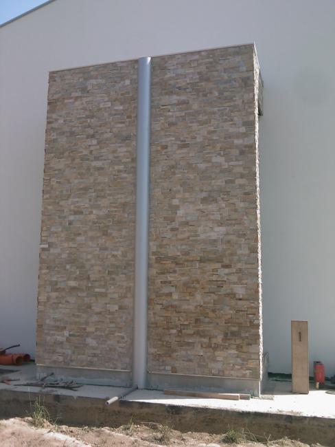 Rivestimento parete in pietra pavimentazioni per esterni - Parete in pietra per interni ...