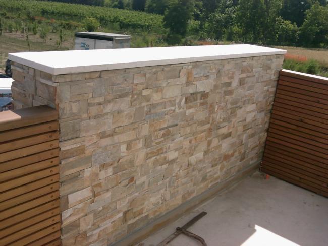 Rivestimento parete in pietra pavimentazioni per esterni - Rivestimento muro interno ...