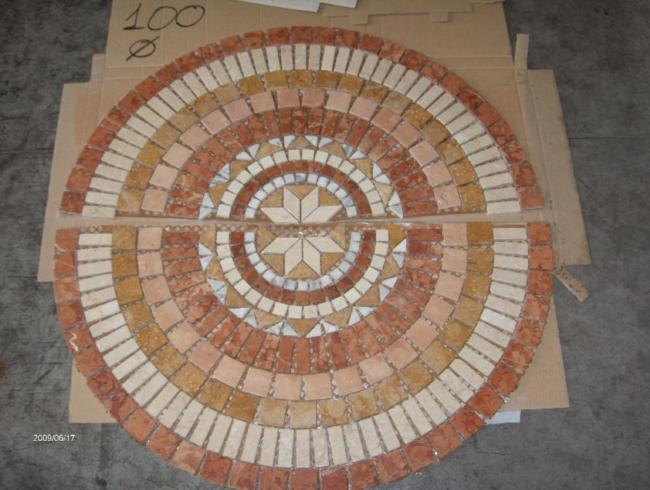 Pavimentazione per esterni - Sasso del piave - Ciottoli di ...